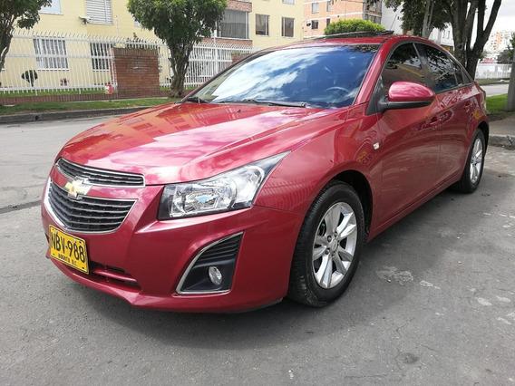 Chevrolet Cruze Nickel Mt1800cc Rojo Velvet Aa Ab Tc