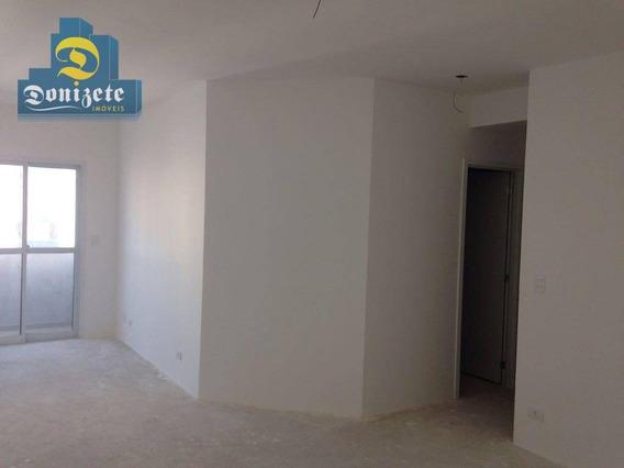 Apartamento Com 3 Dormitórios À Venda, 105 M² Por R$ 630.000,00 - Vila Gilda - Santo André/sp - Ap6828