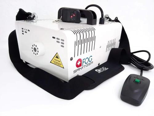 Maquina De Humo Sanitizadora Alien Pro Twister 1500