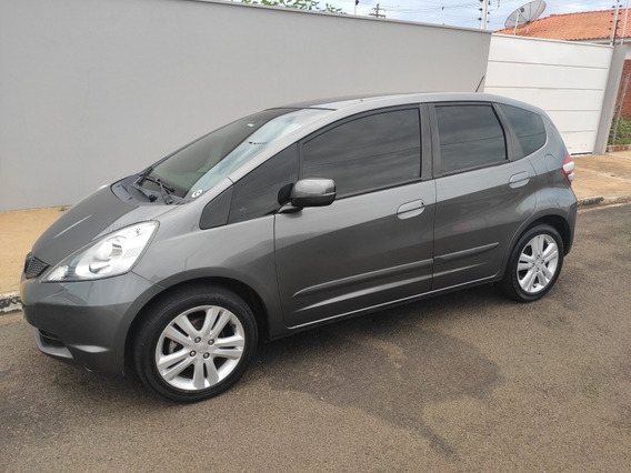 Honda Fit 1.4 Lx Flex 5p 2011