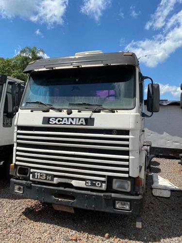 Sucata Para Venda De Peças Scania 113 Frontal Top Line