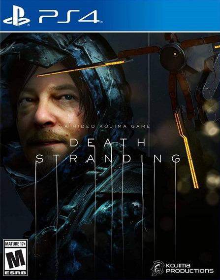 Death Stranding Ps4 Locação 8 Dias Pt-br