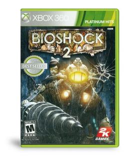 Juego Bioshock 2 Xbox 360 Usado