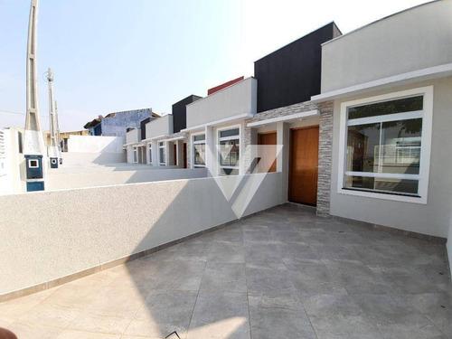 Casa Com 2 Dormitórios À Venda, 55 M² Por R$ 180.000,00 - Ipanema Ville - Sorocaba/sp - Ca0106