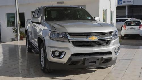 Imagen 1 de 15 de Chevrolet Colorado 2017 3.6 V6 Lt 4x4 At