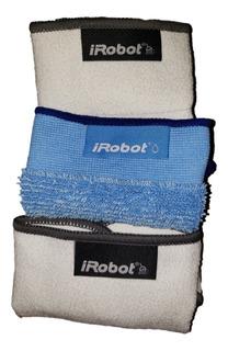 Paños Microfibra Uso Seco Y Húmedo Irobot Braava (3 Pack)
