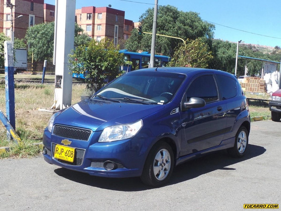 Chevrolet Aveo Emotion Gti Mt 1600 Cc Aa