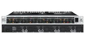 Compressor 4 Canais Multicom Pro-xl Mdx 4600 Behringer