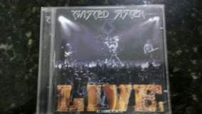 Twisted Sisters Live At Hammersmith (duplo)