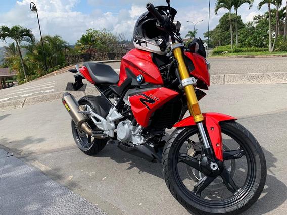 Moto Bmw G310r Como Nueva 1000 Km
