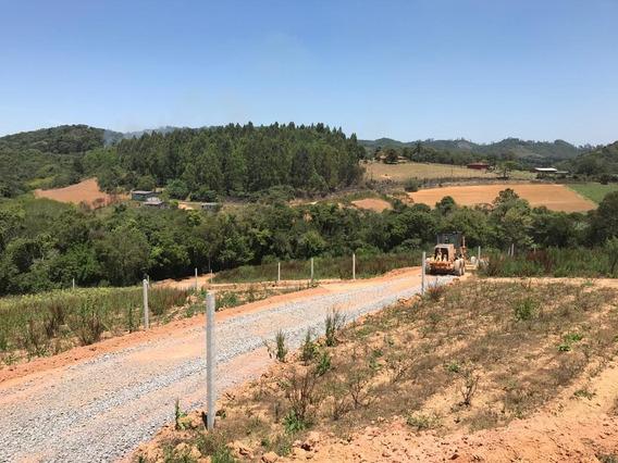 Terrenos Em Ibiúna 600m², Lotes Planos P/ Construção Aj