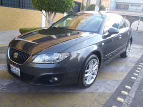 Seat Exeo 2011 Aut 2 Lts 4 Cil Turbo Fact Agencia 89 Mil Kms