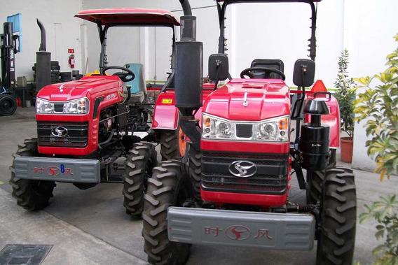 Tractor Agrícolas Nuevos De 25 Y 34 Hp
