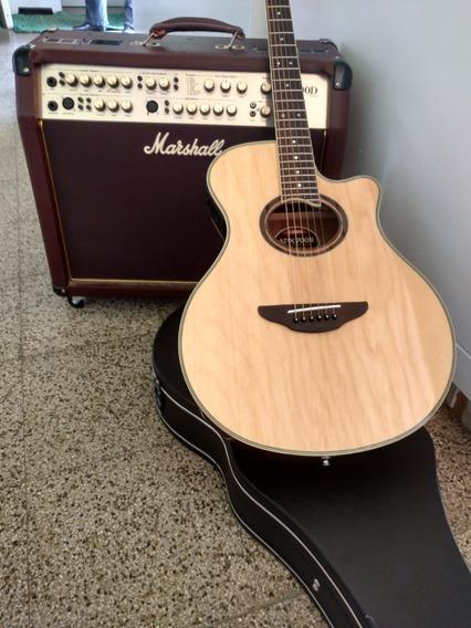 Yamaha Apx 700 Electroacustica C/estuche Rigido