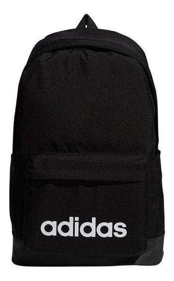 Mochila adidas Classic Xl Moda Escolar Oficina Negro