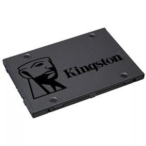 Ssd 120gb Sata 3 Kingston A400 Sa400s37/120g