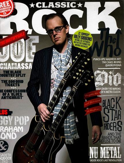 Classic Rock - 2013/07 - Joe Bonamassa