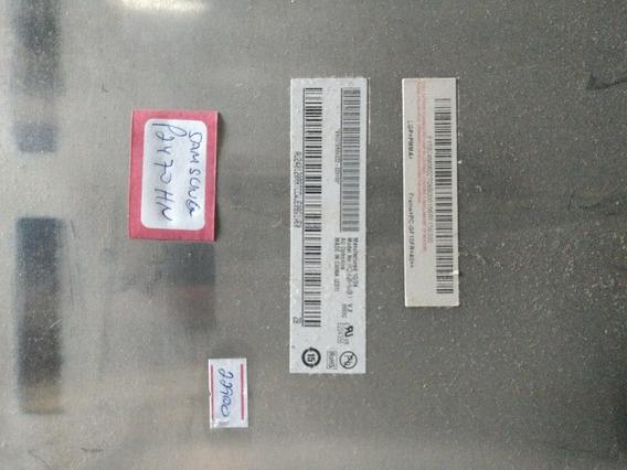 Tela 24 Samsung P2470hn Mod. M240hw01 V.2 Ler A Descrição