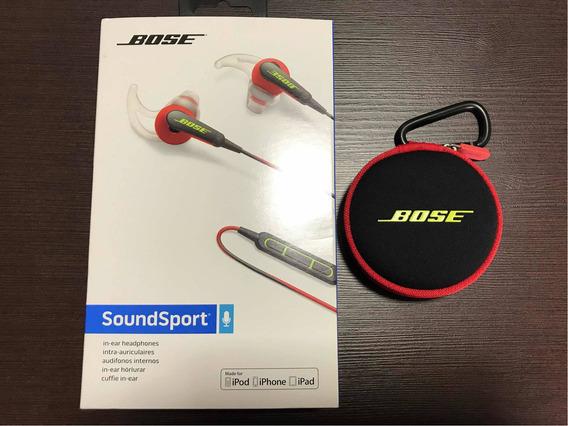 Fone De Ouvido Bose Soundsport In-ear