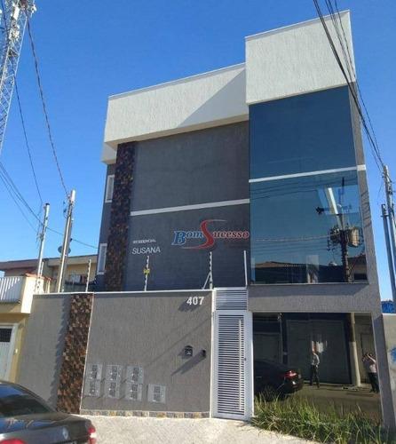 Imagem 1 de 18 de Apartamento Com 2 Dormitórios À Venda, 38 M² Por R$ 219.000,00 - Jardim Independência - São Paulo/sp - Ap2566