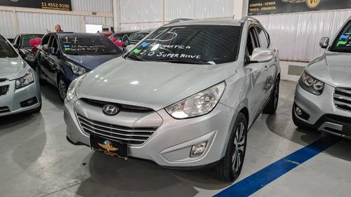 Imagem 1 de 9 de Hyundai Ix35 2.0 Mpfi Gls 16v Flex 4p Automático