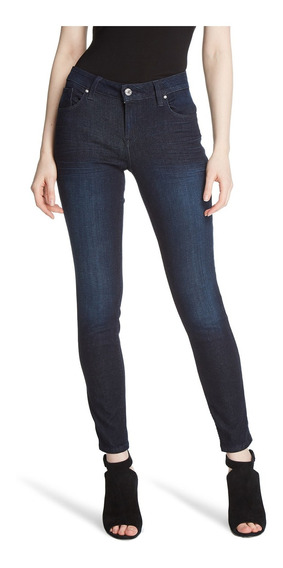 Jeans Mujer Guess Power Skinny Low