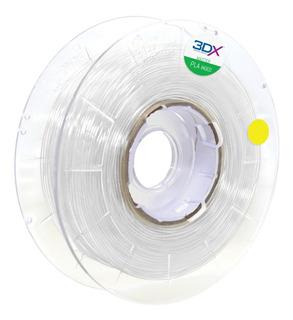 Filamento Pla Natural 1kg 1,75mm| 3dx Full