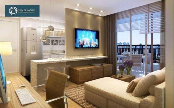 Apartamento Com 1 Dormitório À Venda, 49 M² Por R$ 480.000,00 - Casa Verde - São Paulo/sp - Ap21927