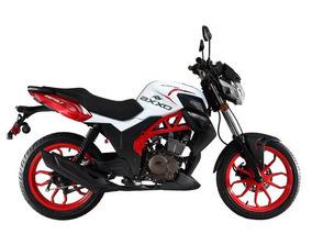Moto Axxo Asfalt 150cc Año 2019 Bl/ro