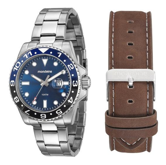 Relógio Troca Pulseira Mondaine 99221g0mvna1 - Original C/nf