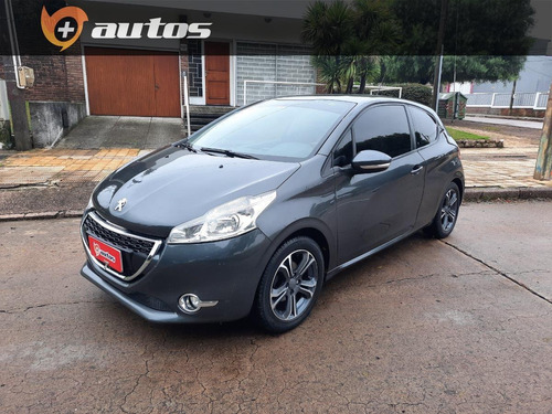 Peugeot 208 1.2 Masautos 2015 Impecable!
