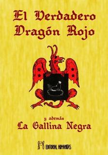 El Verdadero Dragon Rojo - Libro + Envio Rapido