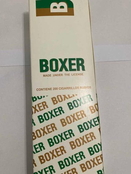 Cigarrillos Boxer Mentol Pack Por 10 Atados