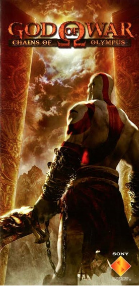 God Of War Chains Of Olympus Pc Digital Completo