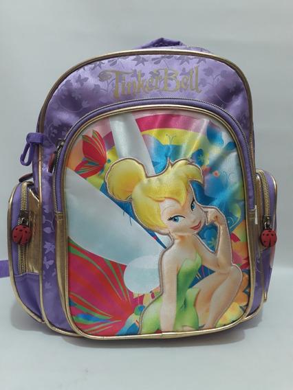Mochila Hadas Tinkerbell 12 Pulg- Disney-original