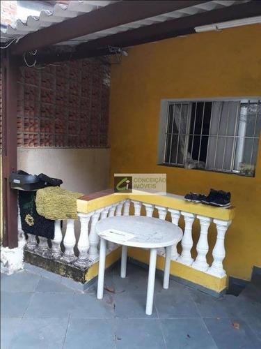 Casa À Venda, 85 M² Por R$ 320.000,00 - Cupecê - São Paulo/sp - Ca0244