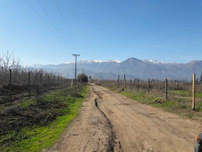 Terreno Agrícola En Huelquén