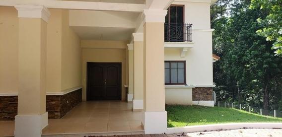 Hermosa Casa En Los Senderos Clayton En Alquiler Panama