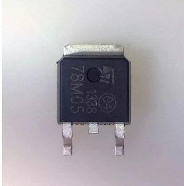 Regulador De Tensão 78m05 Smd - Comp017