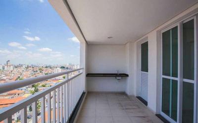 Apartamento Novo Com Terraço Gourmet - Mi71432