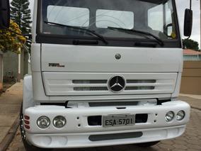 Mercedes-benz 2726 6x4 Tracado