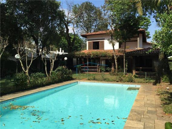 Belíssima Casa No Alto Da Boavista - Ca0525