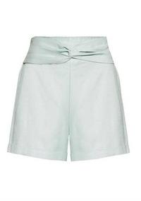 Shorts Feminino Em Viscose Com Elástico