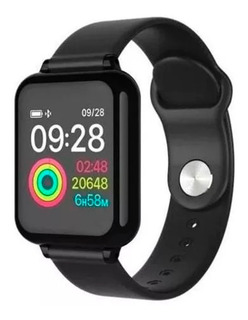 Relógio Smartwatch B57 Hero Band 3 Android Samsung iPhone