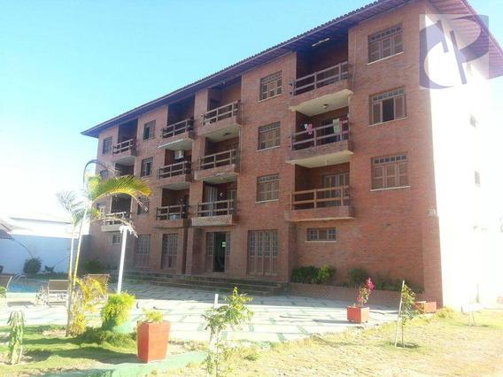 Apartamento Residencial À Venda, Porto Das Dunas, Aquiraz. - Ap0644