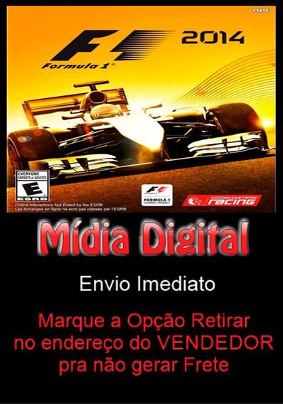 Formula One 2014 Xbox 360 - Midia Digital Compartilhada