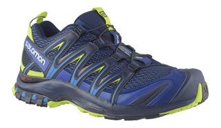 Zapatillas Hombre Salomon Trail Running Xa Pro 3d De/na