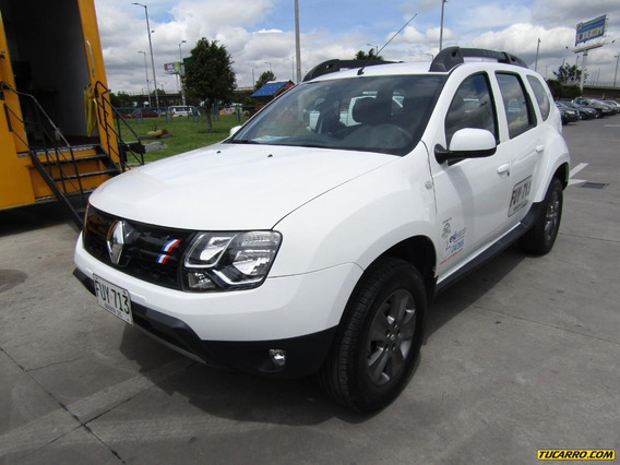 Renault Duster Mt 2000 4x4