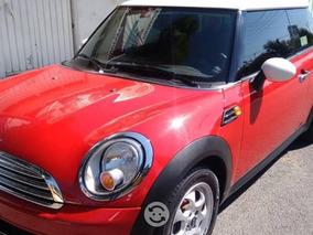 Mini Cooper 1.6 Classic 6vel Aa Tela Mt 2013