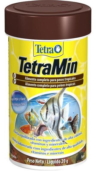 Ração Tetramin 52g Flakes Flocada Peixes Tropicais